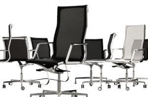 Manager-Bürostuhl »Nulite« – klare Formensprache, ergonomischer Sitzkomfort
