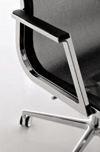 Stuhlserie »Nulite« mit oder ohne Rollen sowie als Freischwinger erhältlich