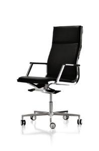 Chefsessel »Nulite« – repräsentativer Stuhl mit hohem Sitzkomfort
